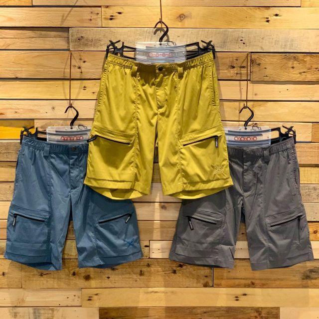 Whether you're out on the trails or exploring the towns, the @montura_official Travel Bermuda will keep you cool and comfortable.  Made with a lightweight nylon fabric for quick drying.  Stretch waistband. 3 zip pockets + 2 hand pockets.  UPF50+.  #montura  #travelbermuda #shorts  #hikingshorts  #cinqueterretrekking #outdoorshop  #outdoorgear  #summer