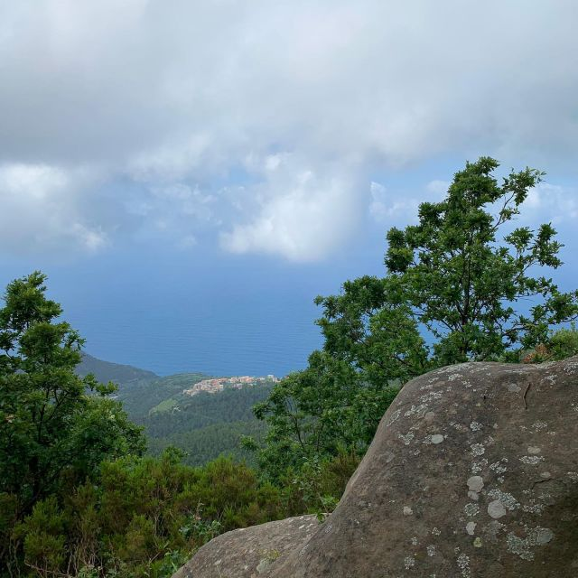 🇺🇸🥾Volastra from Trail N. 6C, which is in excellent condition right now. July 4th it's our birthday, stay tuned.....  🇮🇹🥾Volastra dal Sentiero N. 6C, al momento in ottime condizioni. Il 4 Luglio compiamo gli anni, state collegati.....  #montelecrocitrailpark #trails #historictrails #trailrecovery #trailmaintenance #volunteer #cinqueterre #greatoutdoors #adventure  #menotre #takeaction #4thofJuly #happybirthday