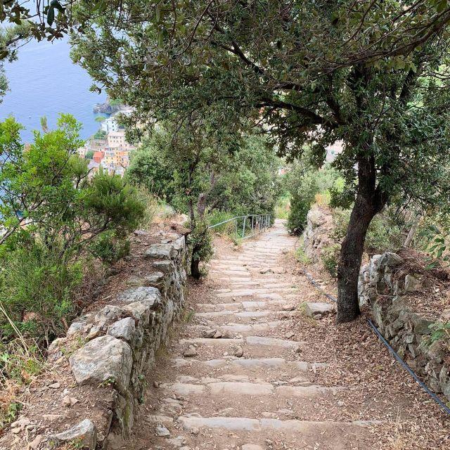 Trail N. 593V Riomaggiore-Montenero.  #riomaggiore #cinqueterre #nationalpark #liguria #italy #hiking #trailrunning #stairs #vertical