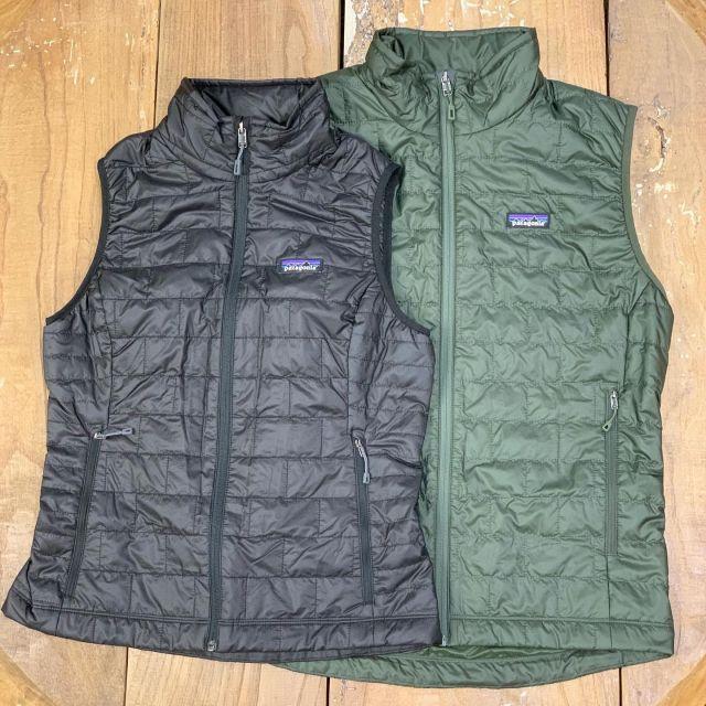 @patagonia Nano Puff® Vests are back in stock!  #nanopuff #patagonia  #cinqueterretrekking #gearshop #outdoorgear  #primaloft